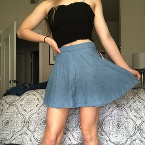 Forever 21 Denim Skirt